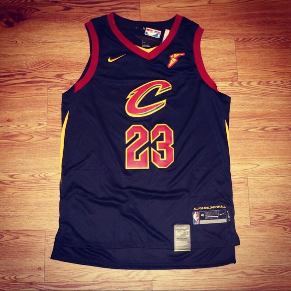 low priced cc6e7 7c305 LeBron James Cleveland Cavaliers Nike Jersey NWT